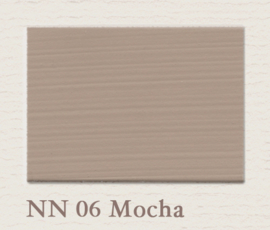NN 06 Mocha | Eggshell | Zijdemat Krijtlak | 750 ml