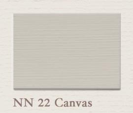 NN 22 Canvas | Eggshell | Zijdemat Krijtlak | 750 ml