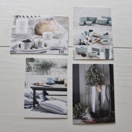 Postkaarten | Puur & Mooi wonen | Set 6