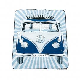 Picknick Kleed | VW T1 Camper | Blauw (Waterdicht)