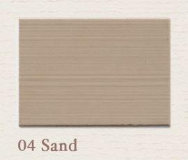 04 Sand | Matt Emulsion | 2,5 ltr