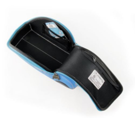 VW Beetle 3D | Neoprene Universele tas | Light Blue