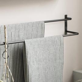 Handdoekenrek met 2 Stangen | 80,5 cm | IB Laursen