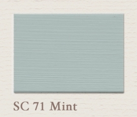 SC 71 Mint | Matt Emulsion | 2,5 ltr