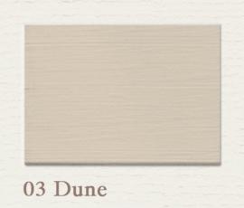 03 Dune | Eggshell | Zijdemat Krijtlak | 750 ml