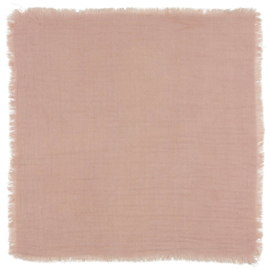 Servet | Dubbel Geweven | Light Pink | IB Laursen