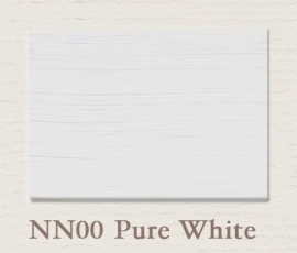 NN 00 Pure White | Matt Emulsion | 2,5 ltr