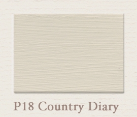 P 18 Country Diary | Matt Emulsion | 2,5 ltr