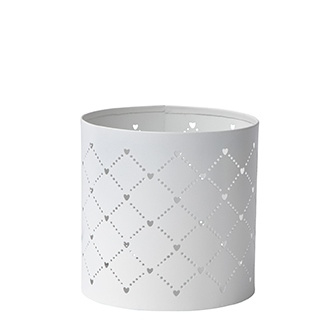 Tealight Winter Hearts | Large | Bastion Collections