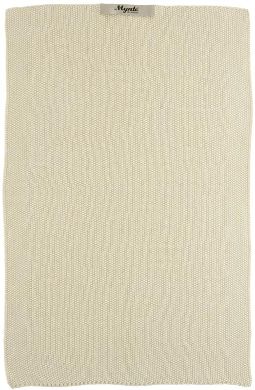 Keuken Handdoek | Latte | Gebreid | Ib Laursen