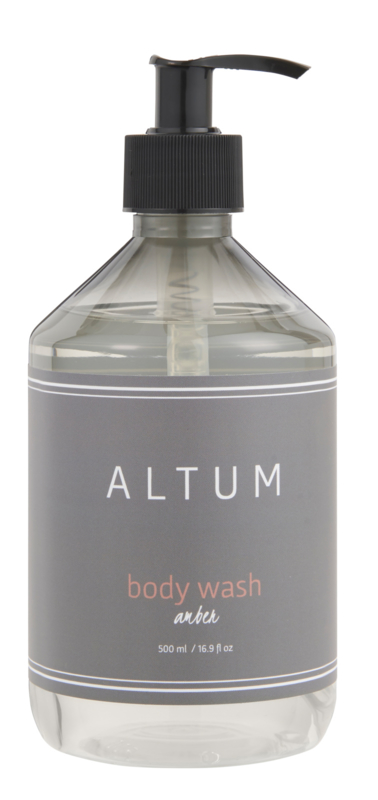 Body Wash | ALTUM | Amber | IB Laursen