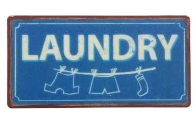 "Magneet ""Laundry"""