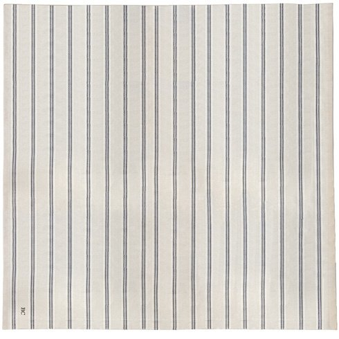 Tafelkleed Stripes | Natural Chambray 160x330 cm | Bastion Collections