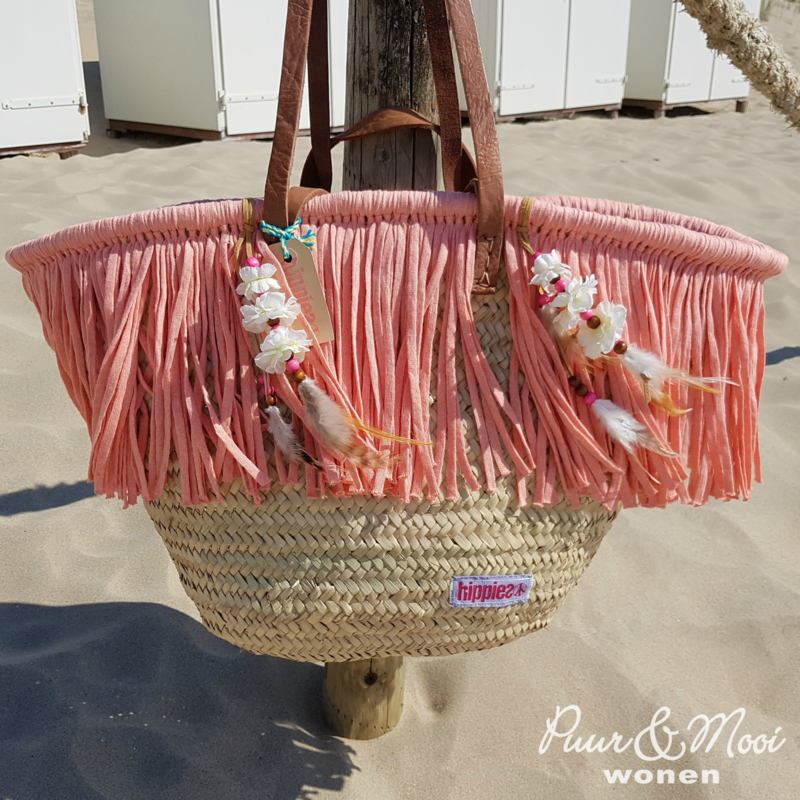"Ibiza Standtas | Sunny Flower ""Lilly"" | Peach | Hippies"