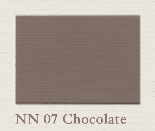 NN 07 Chocolate | Matt Emulsion | 2,5 ltr