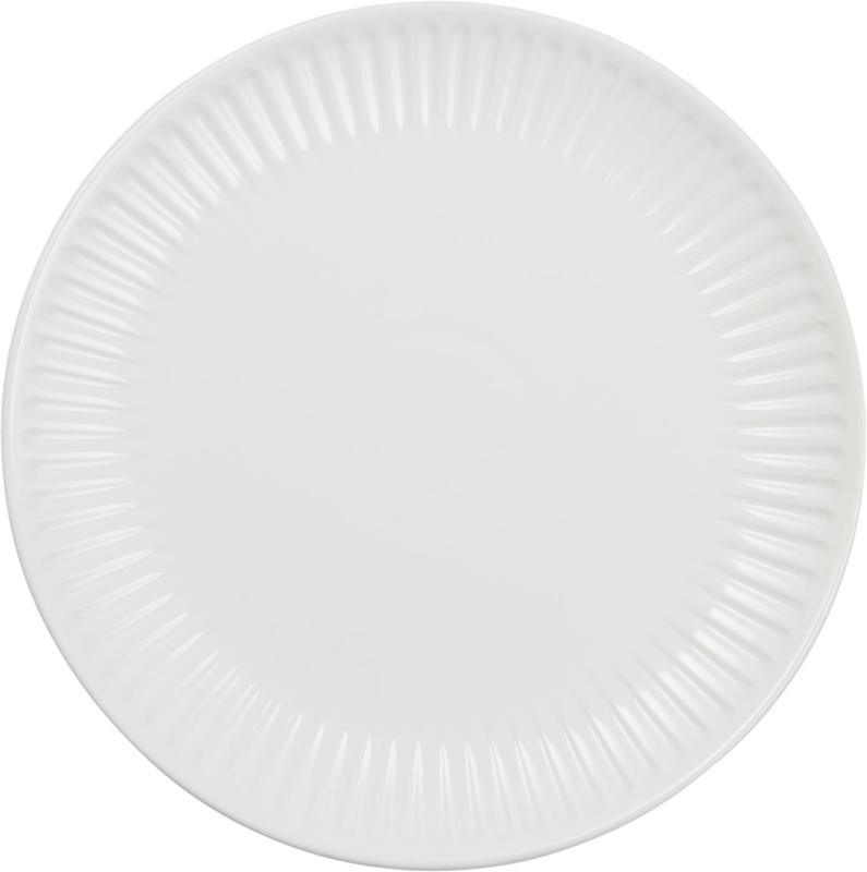 Dinner Plate | Pure White | IB Laursen