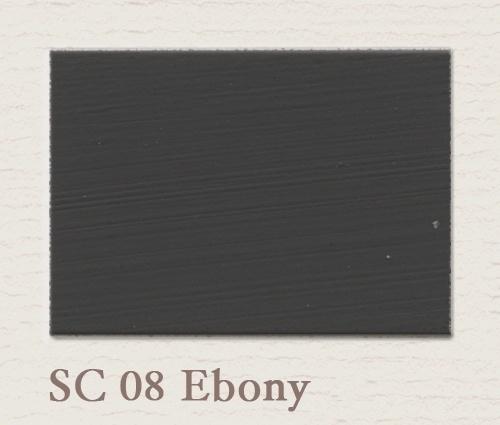 SC 08 Ebony | Matt Emulsion | 2,5 ltr