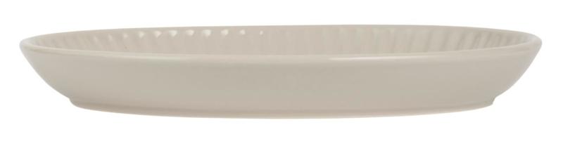 Schaal Ovaal | 30 x 22 cm | Latte | IB Laursen