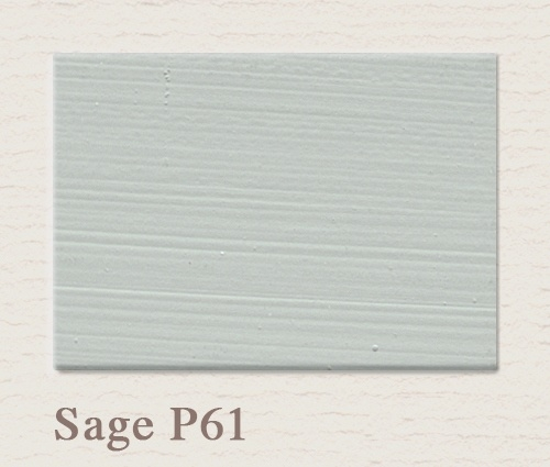 P 61 Sage | Matt Emulsion | 2,5 ltr