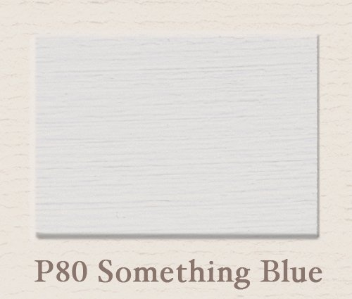 P 80 Something Blue | Matt Emulsion | 2,5 ltr