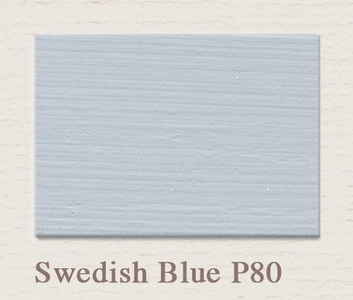 P 81 Swedish Blue | Matt Emulsion | 2,5 ltr