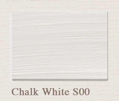 S 00 Chalk White | Matt Emulsion | 2,5 ltr