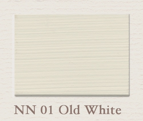 NN 01 Old White | Matt Emulsion | 2,5 ltr