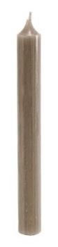 Dinerkaars | Taupe | 19,5 cm | Branded by