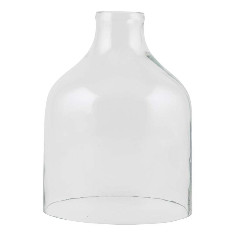 Fles Cover Glas | Medium | Zonder Bodem | Ib Laursen