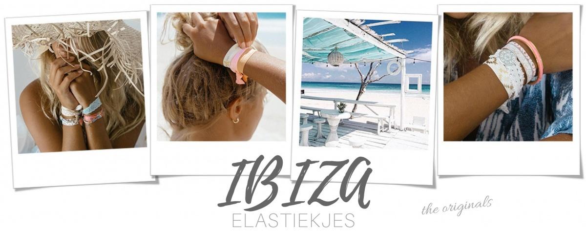 Love Ibiza Elastiekjes