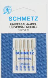 Schmetz universeel naalden assortiment 70-90