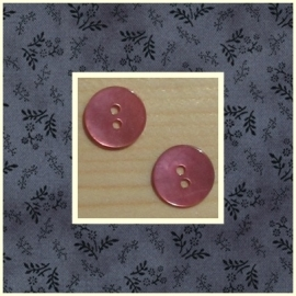 Rond rose 11 mm