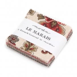 Mini charmpack Le Marais