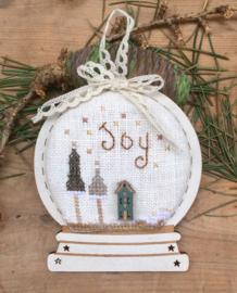 Christmas Globe 'Joy'