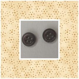 Bruin/grijs 7,5 mm