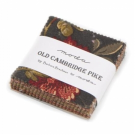 Mini charmpack Old Cambridge Pike