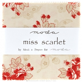 Mini charmpack Miss Scarlet