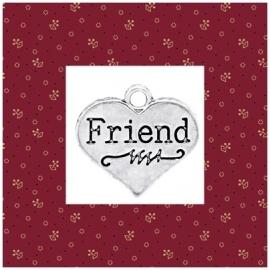"""Bedel hart """"Friend"""""""