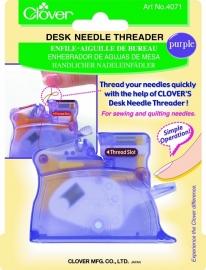 Desk needle threader lila