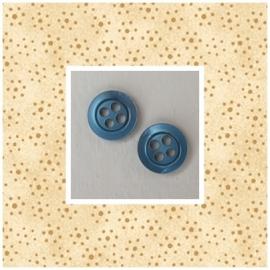 Blauw  vier gaats 7,5 mm