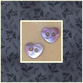 Hart lila 9 mm