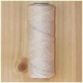 Klosje linnen touw ivoor