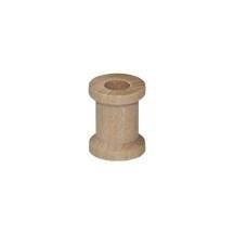 Houten klosje 1,3 cm x 0,8 cm