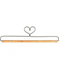 Quilthanger met hart 22,5 cm