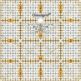 Omnigrid 4 x 4 inch