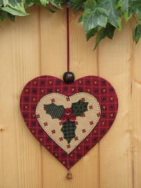 Patroon hanger hart 'Hulst'