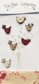 Birds in a Tree-TB26R