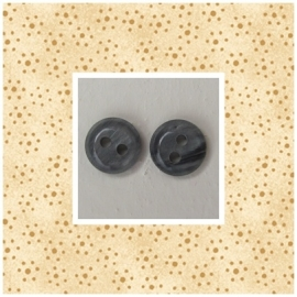 Grijs gemarmerd 7,5 mm