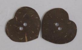 Hart 23 mm bruin