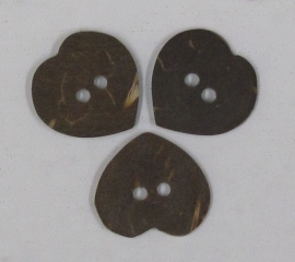 Hart 14 mm bruin